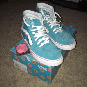 b5b4a5cc18fe30 Odd Future Vans sk8-high 11.5 New With Box. NWT